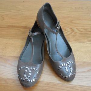 $895~CHANEL~LUCKY CHARMS Ballet Flats~7/7.5~RARE!